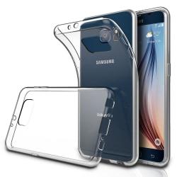 Samsung Galaxy S6 - Transparent TPU Skal