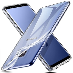 Samsung Galaxy S9 - Transparent TPU Skal
