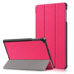 Samsung Galaxy Tab A 10.1 2019 - Tri-Fold Fodral - Rosa