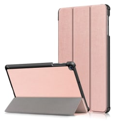 Samsung Galaxy Tab A 10.1 2019 - Tri-Fold Fodral - Roséguld