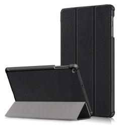 Samsung Galaxy Tab A 10.1 2019 - Tri-Fold Fodral - Svart