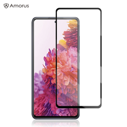 Samsung S20 FE - AMORUS Premium Skärmskydd I Härdat Glas