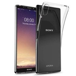 Sony Xperia L3 - Transparent TPU Skal