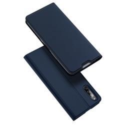 Sony Xperia L4 - DUX DUCIS Skin Pro Plånboksfodral - Blå