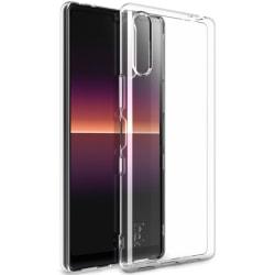 Sony Xperia L4 - IMAK Transparent TPU Skal