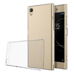 Sony Xperia XA1 Ultra - Transparent TPU Skal