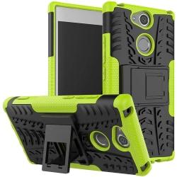 Sony Xperia XA2   Ultimata stöttåliga skalet med stöd   Grön