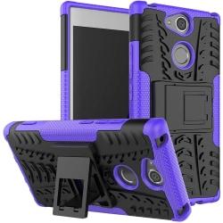 Sony Xperia XA2   Ultimata stöttåliga skalet med stöd   Lila
