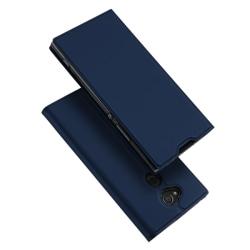 Sony Xperia XA2 Ultra - DUX DUCIS Plånboksfodral - Mörk Blå