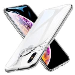 Transparent TPU-skal till iPhone Xs Max