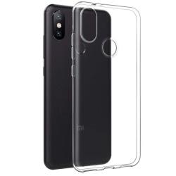 Xiaomi Mi A2 - Transparent TPU Skal
