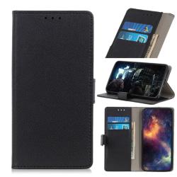 Motorola Moto G8 Power - Plånboksfodral - Svart