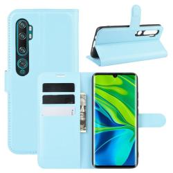 Xiaomi Mi Note 10/10 Pro - Litchi Plånboksfodral