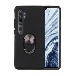Xiaomi Mi Note 10 / Note 10 Pro - Ring Skal - Svart