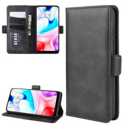 Xiaomi Redmi 8 - Plånboksfodral - Svart