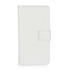 Motorola Moto G6 - Plånboksfodral - Vit