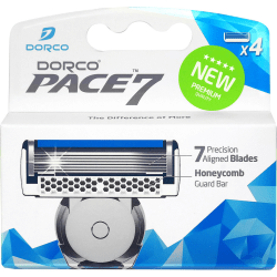 Dorco Pace7 rakblad 4-pack