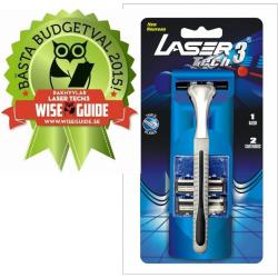 Laser Tech3 rakhyvel + 20 rakblad