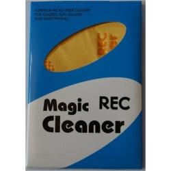 Putsduk Mikrofiber REC Magic Cleaner, Gul