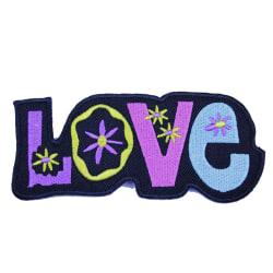 LOVE tygmärke