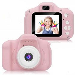 Tålig kamera för barn Rosa