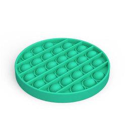 Pop it Fidget Toy Green Green Pop it Fidget Toy green