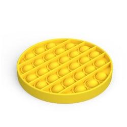 Pop it Fidget Toy Yellow Yellow Pop it Fidget Toy Yellow