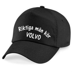 Keps Riktiga Män Kör Volvo