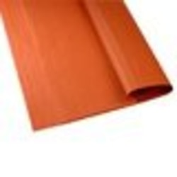 Silkespapper 10 ark 50 x 75 cm Orange