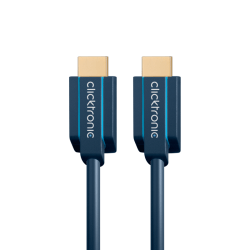 High Speed HDMI cable with Ethernet, 3 m
