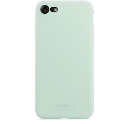 Holdit Mobilskal iPhone 7/8/SE Silikon Mint
