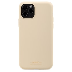 Holdit Silicone Case iPhone 11 Pro Beige