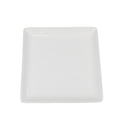 Elegant - Fyrkantig - Tallrik  4-pack