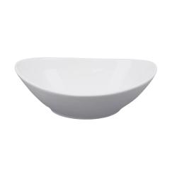 Medium-stora skålar - Ovala 24cm 3-pack