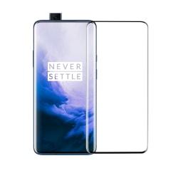 Oneplus 7 pro Böjt skärmsskydd i härdat glas