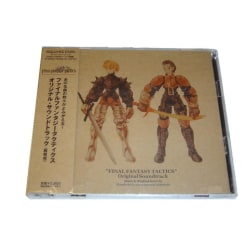 Final Fantasy Tactics Original Soundtrack Musik