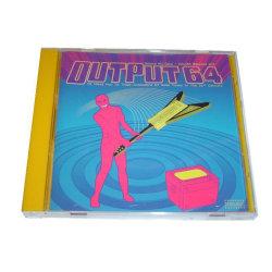Output 64 Musik CD Musik från C64 spel