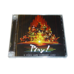 Play A Video Game Symphony Musik CD + DVD