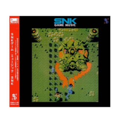 SNK Game Music Soundtrack Musik