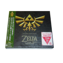 The Legend of Zelda 30th Anniversary Soundtrack Musik