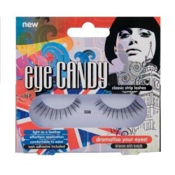 Eye Candy Classic Strip Lashes 008 Intense Ögonfransar
