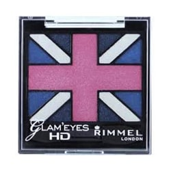 RIMMEL GLAM EYES HD QUAD EYESHADOW