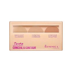 Rimmel Insta Conceal & Contour Palette - 010 Light