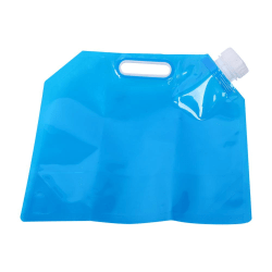 3L Portable Camping Hiking Folding Water Storage Lifting Bag