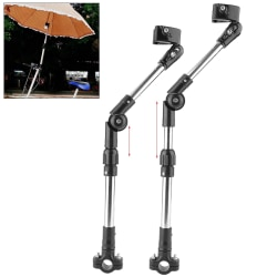 B Stainless Steel Bicycle Umbrella Stand Thick Anti-theft Um