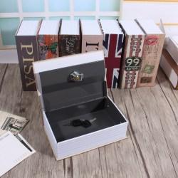 Dictionary Book Secret Safe Security Box Money Cash Jewelry  Tour Eiffel Type