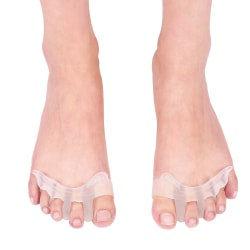 Gel Toe Separator Toe Spacers Toe Stretchers for Men and Wom