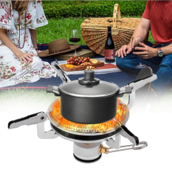 Portable Mini Camping Stoves Folding Outdoor Gas Stove Porta