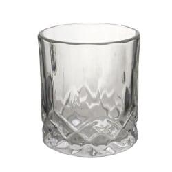 Glas brilliant 6-pack Transparent