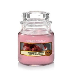 Yankee Candle Roseberry Sorbet s-jar